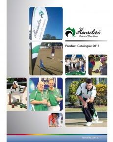 New Henselite Catalogue - Out now!
