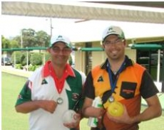 WSNSW Singles Classic Titles to Chris Nairn and Lyn Smith