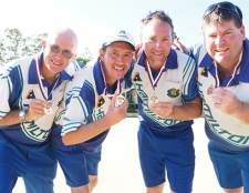Tongy's Champions take out QLD Title