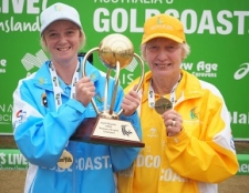 Ellen Ryan wins Australian Open