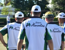 Henselite Bowlers Sweep 2015 Australian Open Titles