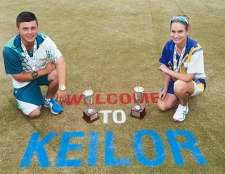 Carla and Aaron win Australian Champion of Champions