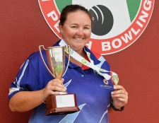 Dawn Hayman takes Australian Champion of Champions Title
