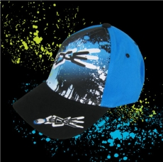 Edge Sublimated caps