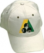 Henselite Brushed Cotton Cap - B.A. Logo