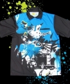 Edge Sublimated Playing Shirts with Zip