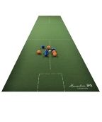 Henselite Lifestyle Indoor Bowls Carpet - 30' x 6'