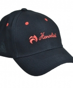 Cap - Navy/Watermelon