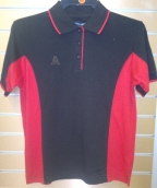 Sporte Leisure Ladies Spliced Polo