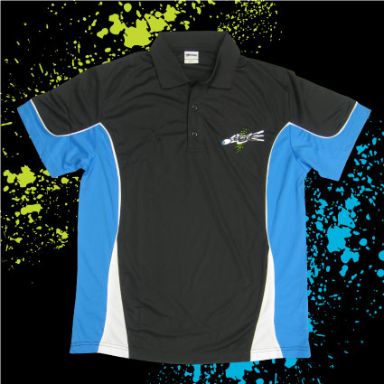 Edge Casual Polo Shirts Front View