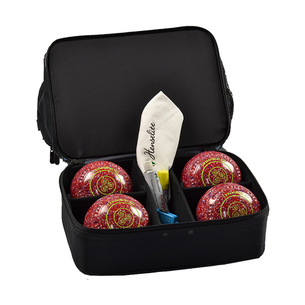 Henselite Bowls Bag H557 Storage Capacity