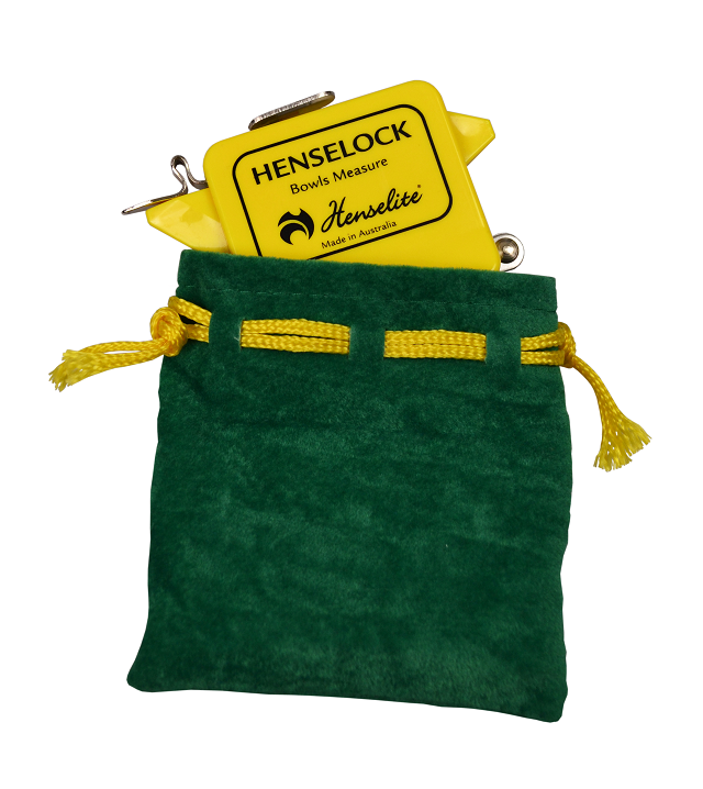 Henselite Henselock Measure Yellow In Pouch